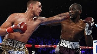 Terence Crawford vs Jose Benvidez Jr | LIVE October 13 on ESPN