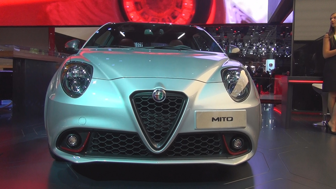 alfa romeo mito veloce 1 4 170 hp tct 2017 exterior and interior in 3d youtube. Black Bedroom Furniture Sets. Home Design Ideas