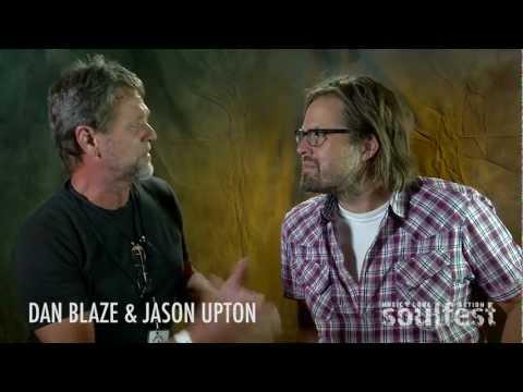 Soulfest TV featuring JASON UPTON (Exclusive Artist Interview)