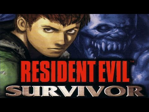 Resident Evil Survivor [Part 1] Amnesic Island Shootings