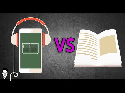 Why AUDIOBOOKS Are NOT The Same As READING | Audiobooks VS Reading