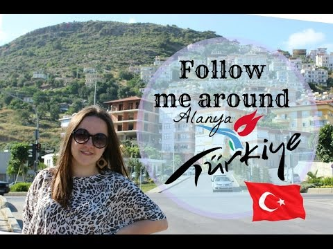 Come to TURKEY with me ♡ Alanya Travel Diary | Anastasia Sem
