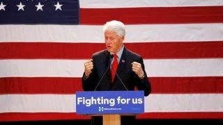 Gingrich: It's not Bill Clinton's job to run economy