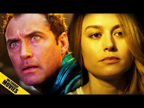 Captain Marvel's Weird Origin & History