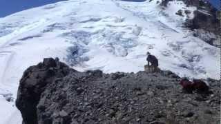 mt rainier climb emmons glacier 2011