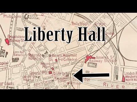 Sites of 1916: Liberty Hall