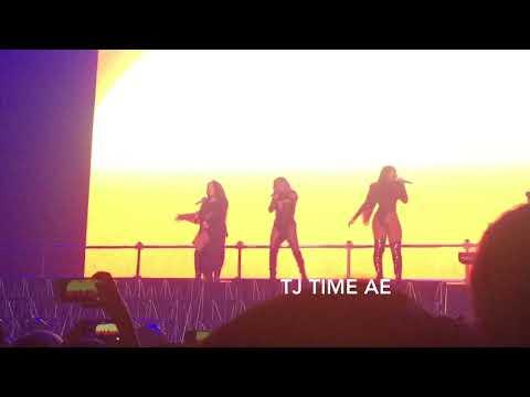 Down-Fifth Harmony | PSA Tour @Bangkok 5 March 2018 | Thailand