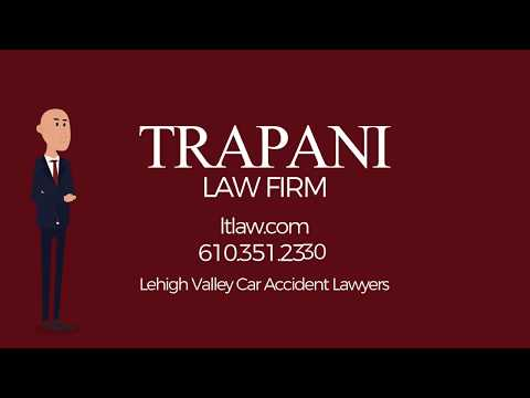 Allentown Car Accident Lawyer Trapani Law Firm