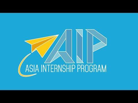 Asia Internship Program - Intro Video