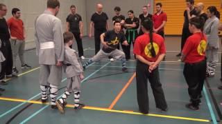 Shaolin Kung Fu Seminar - Day 1