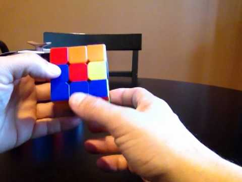 how to solve a cube like a speed cuber