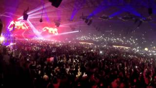 Qlimax 2015 Imaginary Pray for Paris nous sommes unis