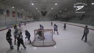 20181201 U19 Carolina Lady Eagles vs Tricity girls hockey highlights