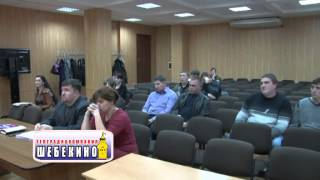 """ТРК """"Шебекино"""" Выпуск 14. 12.11.2013г."""