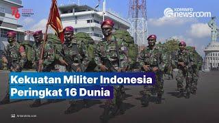 Kekuatan Militer Indonesia Nomor 1 di ASEAN