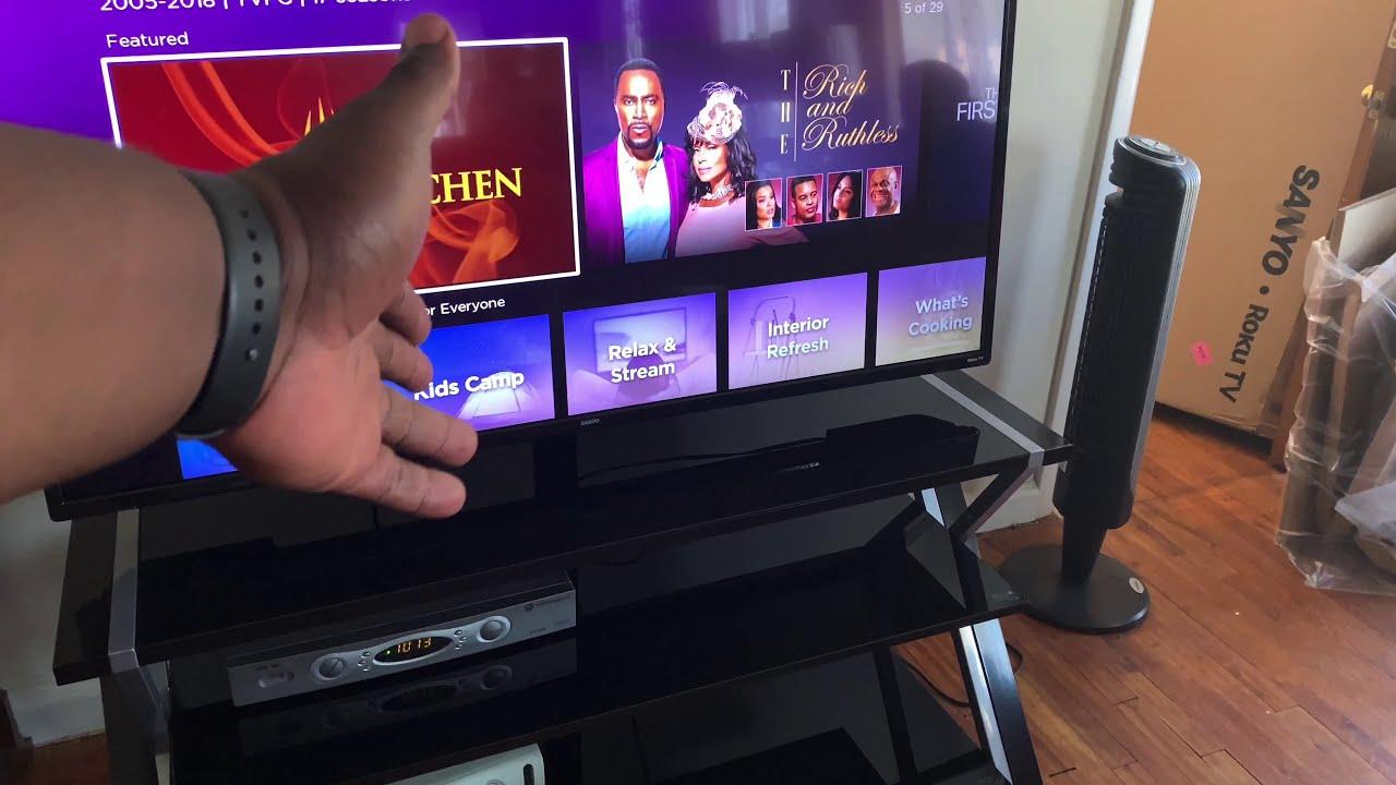 Whalen Xavier 3 In 1 Tv Stand From Walmart Youtube