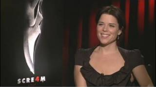 Neve Campbell Talks Revisiting Sidney Prescott in Scream 4 and Reuniting with Courteney and David
