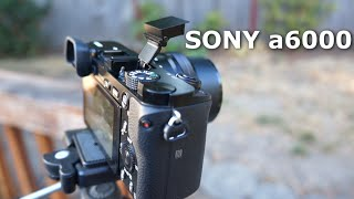 SONY a6000 Review and video sample - Best mirror less camera