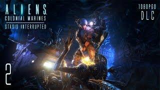 Aliens CM: Stasis Interrupted (X360) - 1080p60 HD Walkthrough Mission 2 - Awakening