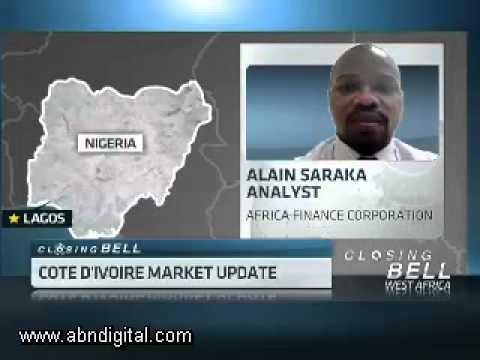 12 April - Cote d'Ivoire Markets Wrap with Alain Saraka