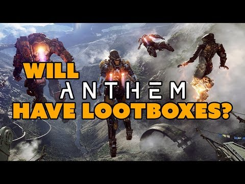 Bioware's ANTHEM vs LOOTBOXES? - The Know Game News