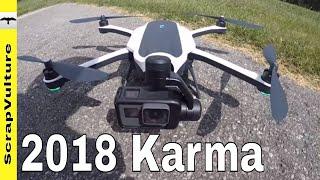 2018 GoPro Karma Drone Hero6 - Wind/Dog/Crash Test & Review!