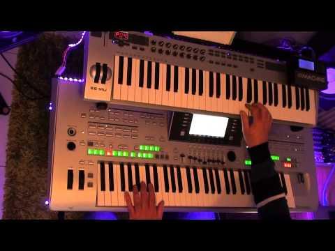 Boney M -  Rasputin COVER played on tyros 3 with organ sounds