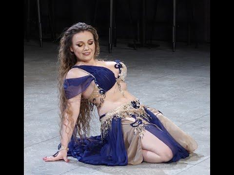 Nevena Tacheva - Drum Solo That's Freedom - Belly Dance - Bauchtanz Bonn - Orientalischer Tanz