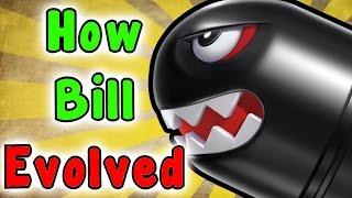 Evolution Of BULLET BILL (1985 - 2017)