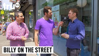 Billy On The Street - Do Gay People Care About John Oliver?