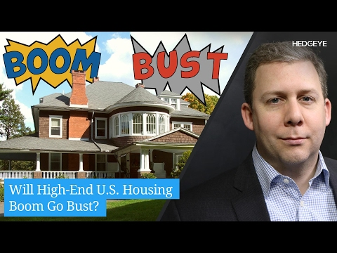 Will High-End U.S. Housing Boom Go Bust?