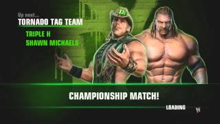 "WWE All Stars Path Of Champions ""DX"" Walkthrough Part 4 - DX Can Suck It"