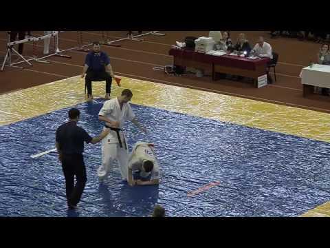 Чемпионат России по синкекусинкай-карате (Нововоронеж, 18 декабря)
