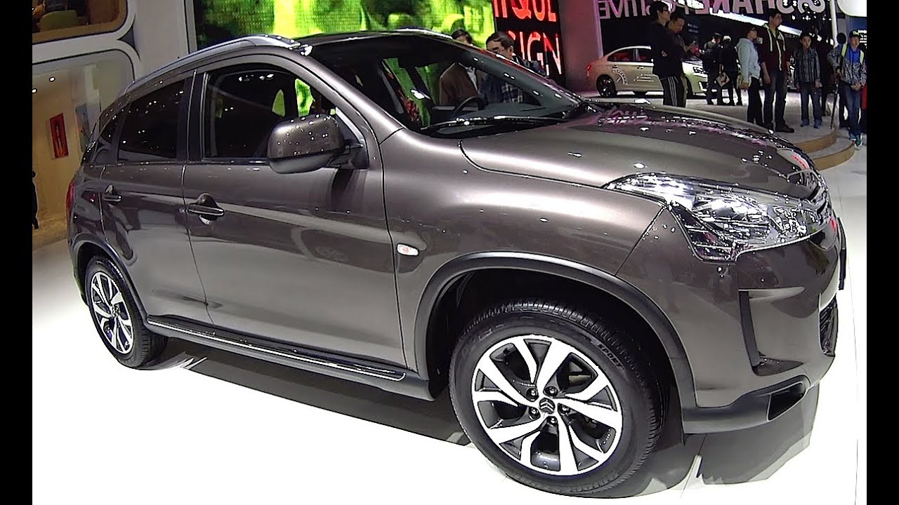2016 2017 citroen c4 aircross compact suv review youtube. Black Bedroom Furniture Sets. Home Design Ideas