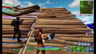 Fortnite SEASON 4 HIGHEST YOU CAN BUILD