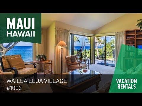 Wailea Elua 1002 - Maui Vacation Rentals (2018)