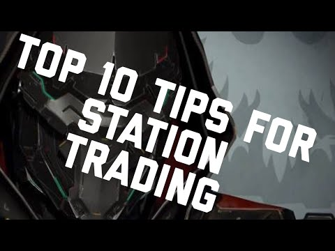Eve Online - Top 10 Tips for Station Trading - The Secrets the Pros Don't Want You To Know