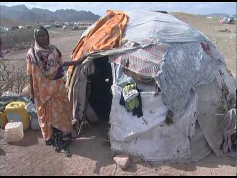 Djibouti: Life of Somali refugees