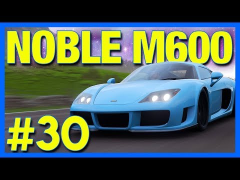Forza Horizon 4 Let's Play : NOBLE M600!! (Part 30) [Exclusive Car]