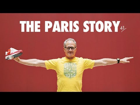"""""""The Paris Story"""" - Tinker Hatfield on Air Max 1"""
