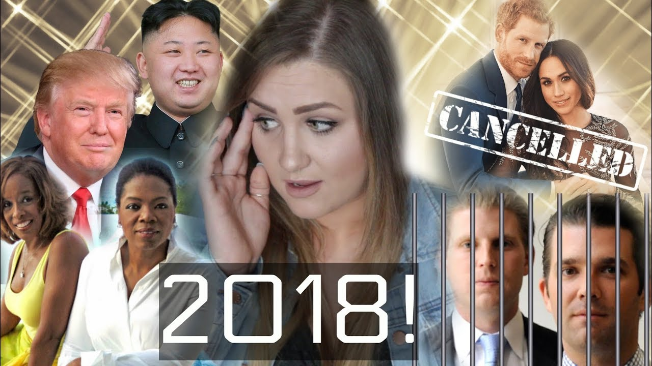 What Psychics Predict For 2018!