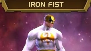 Marvel Contest Of Champions - Immortal Iron Fist - Crystal Opening