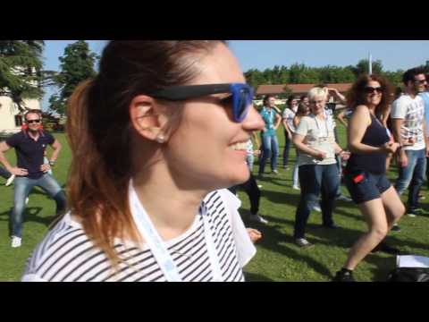 Experiential Training BarCamp 07 (2016): la Haka Finale