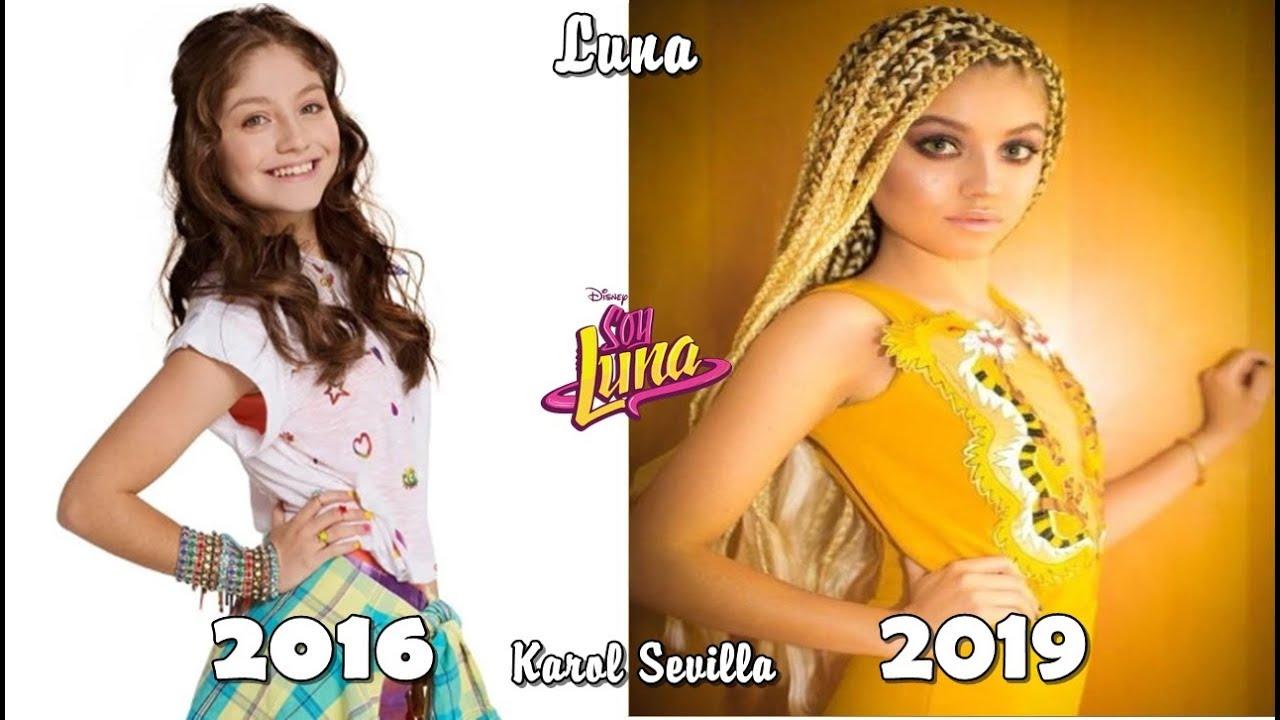 Soy Luna Prima E Dopo 2019 Youtube