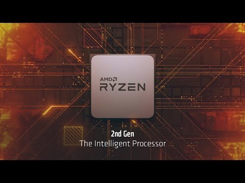 2nd Gen Ryzen™ 5 2600 Desktop Processor for Gamers | AMD