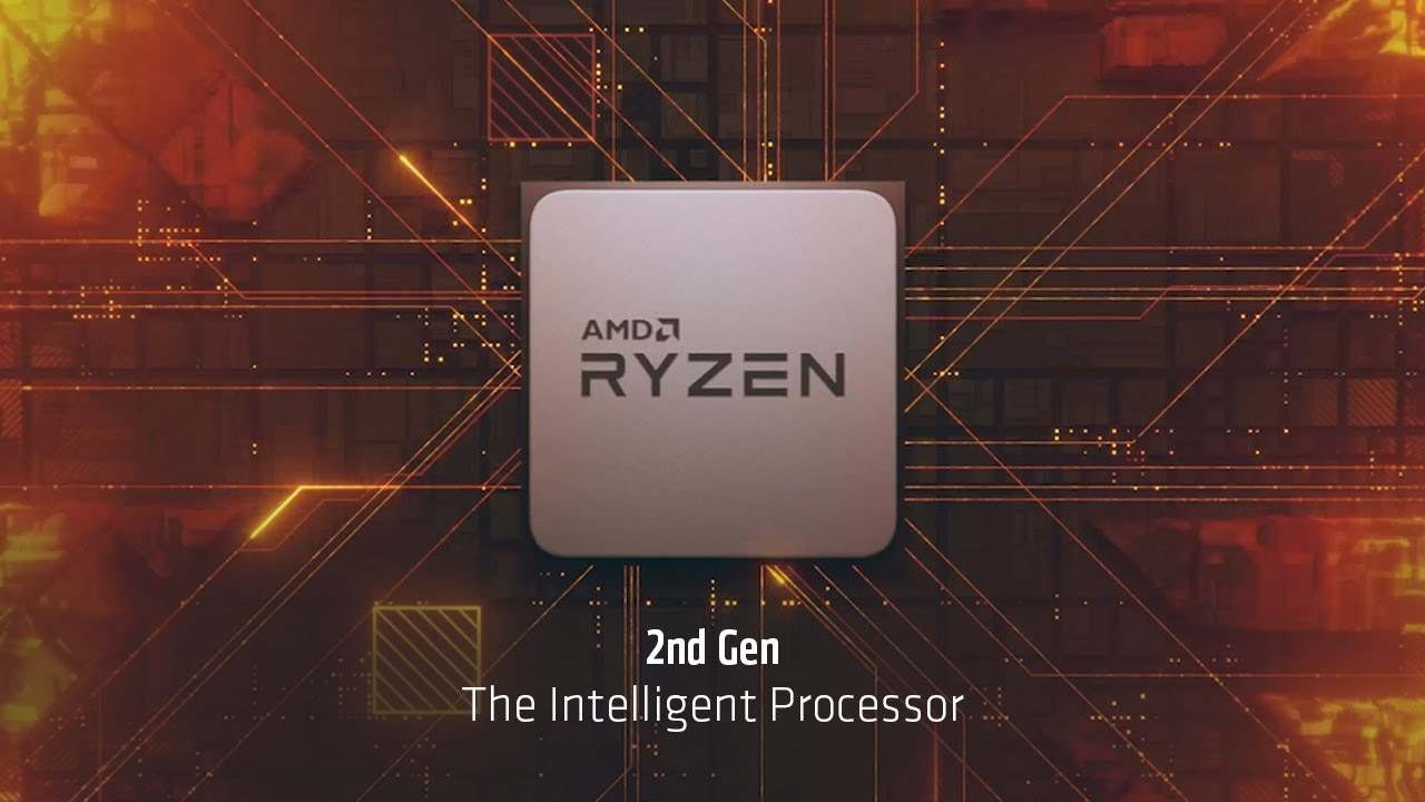 2nd Gen Ryzen™ 7 2700X Desktop Processor | AMD