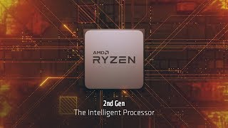 2nd Gen AMD Ryzen Desktop Processors