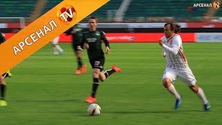 «Арсенал» - «Краснодар» 0:3. Обзор матча(, 2015-05-05T02:21:19.000Z)