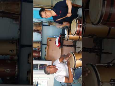 Learn the Cuban percussion 6