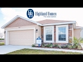 Oleander II home plan by Highland Homes - Florida New Homes for Sale